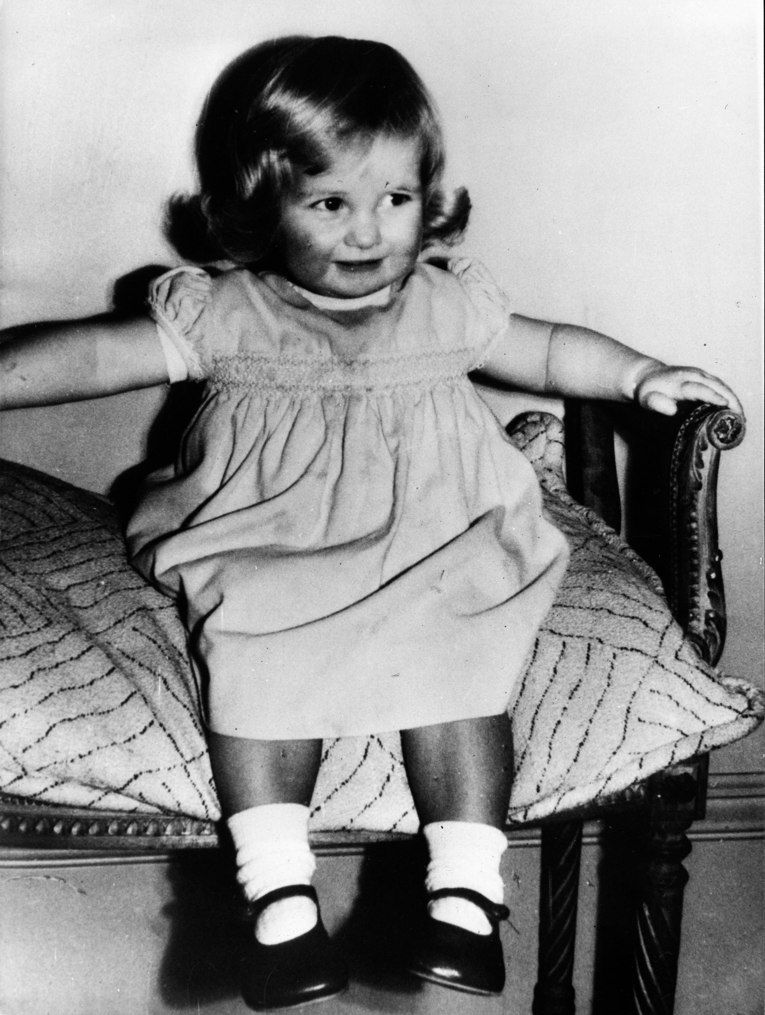 June 30, 1981 - London, England, U.K. - PRINCESS DIANA at two years of age when she was still LADY DIANA SPENCER. Photo released to the public, June 30, 1981., Image: 210127604, License: Rights-managed, Restrictions: , Model Release: no, Credit line: Profimedia, Zuma Press - Archives
