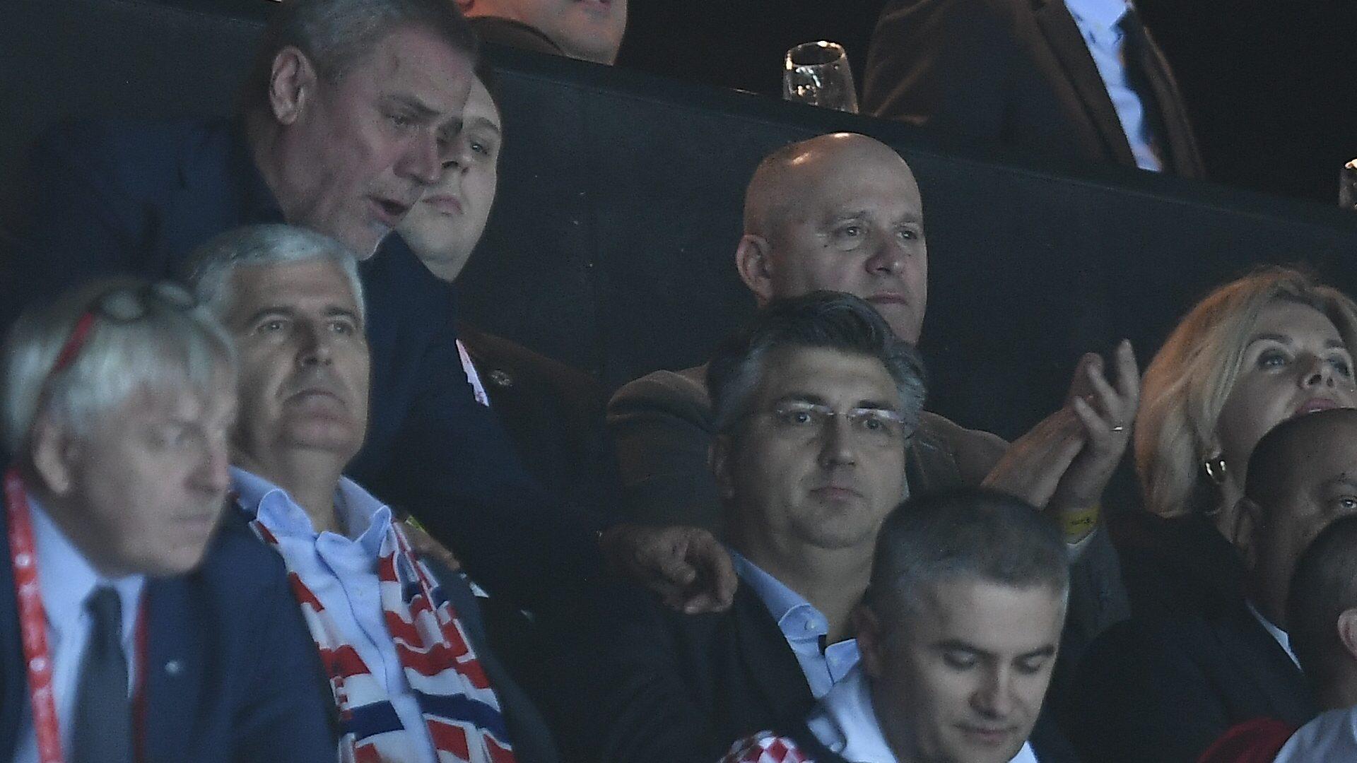 Dragan Čović, Milan Bandić, Andrej Plenković