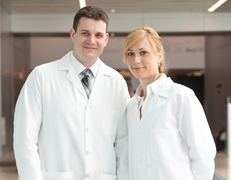 Marijan Koprivanec i Marta Kelava