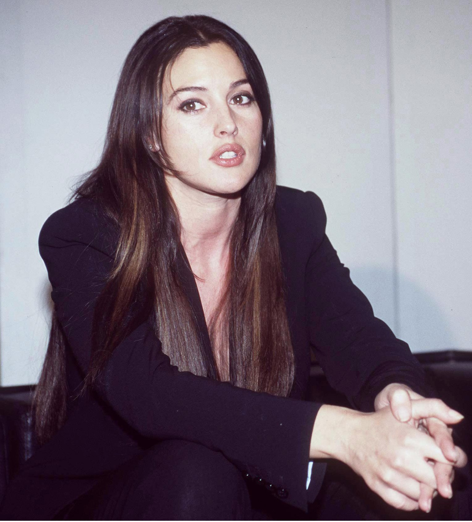 05-06-1999 MILAN IN THE PHOTO: MONICA BELLUCCI, Image: 19258670, License: Rights-managed, Restrictions: , Model Release: no, Credit line: Profimedia, LaPresse