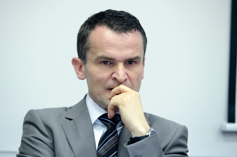 Ante Žigman, predsjednik Uprave Hanfe