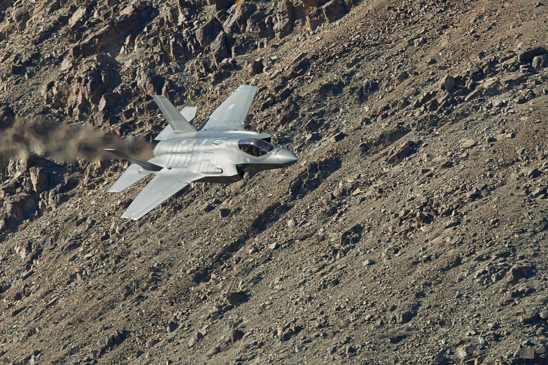 F-35 JSF u letu