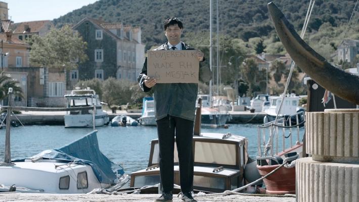 Prizor iz filma 'Osmi povjerenik'