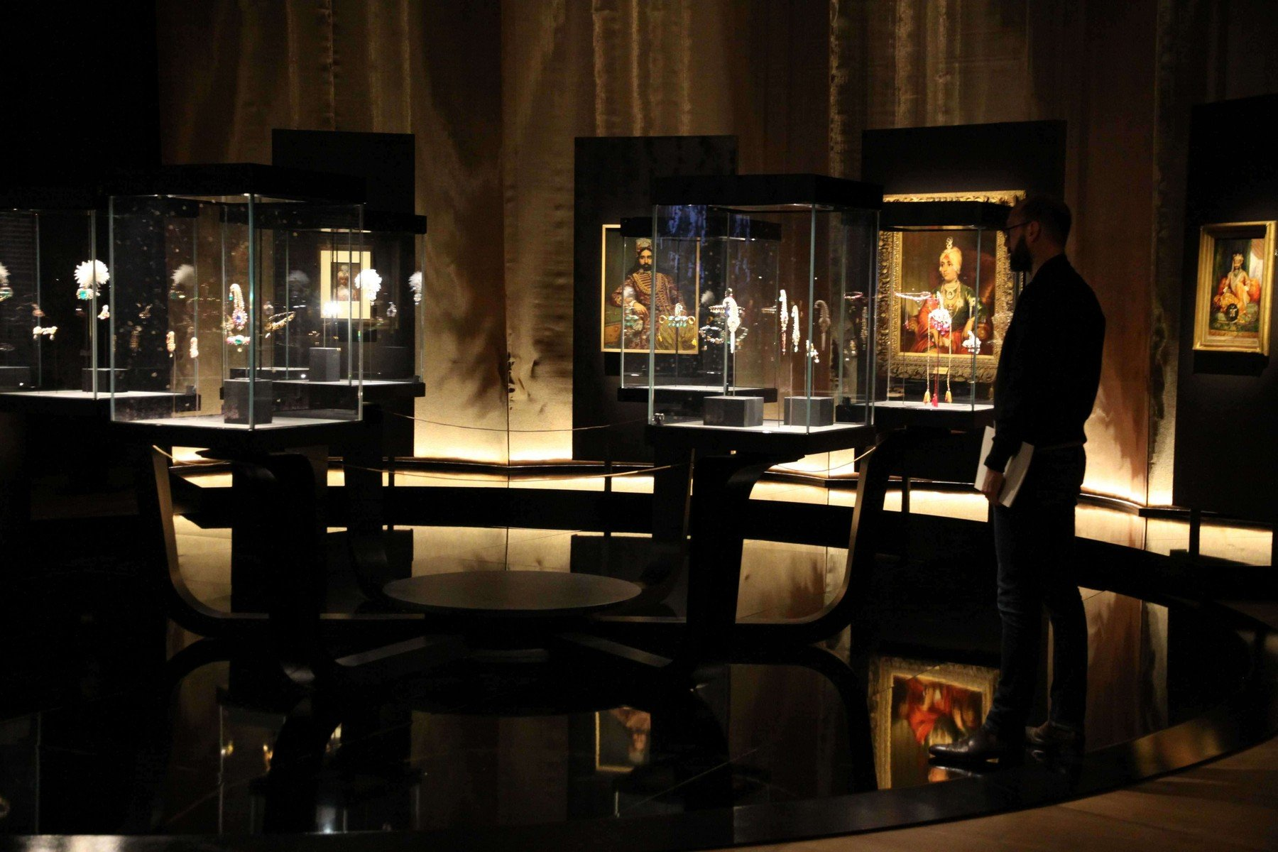 Izložba 'Blaga mogula i maharadža. Kolekcija Al Thani'