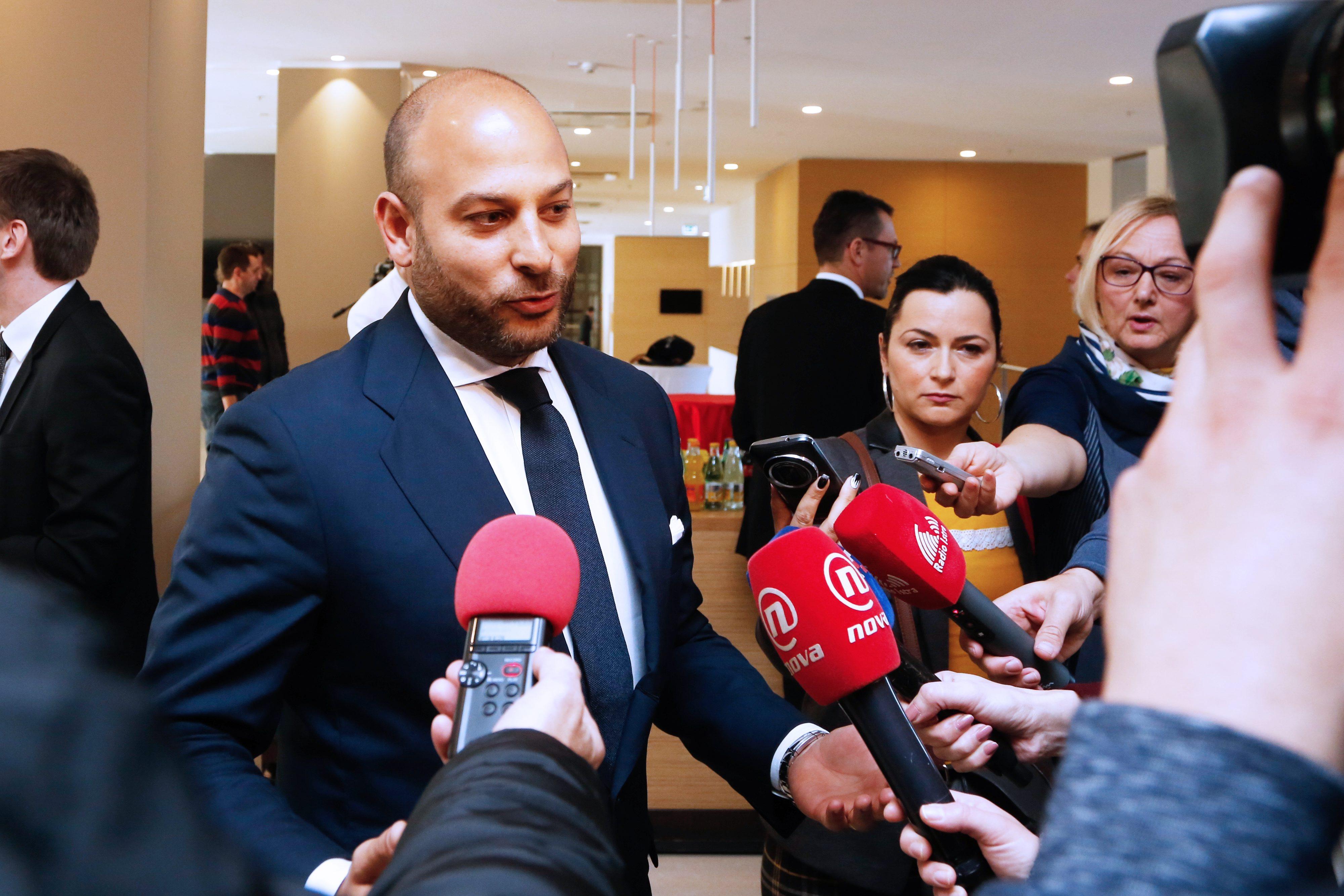 Davor Lukšić, predsjednik Nadzornog odbora i većinski vlasnik Plave lagune