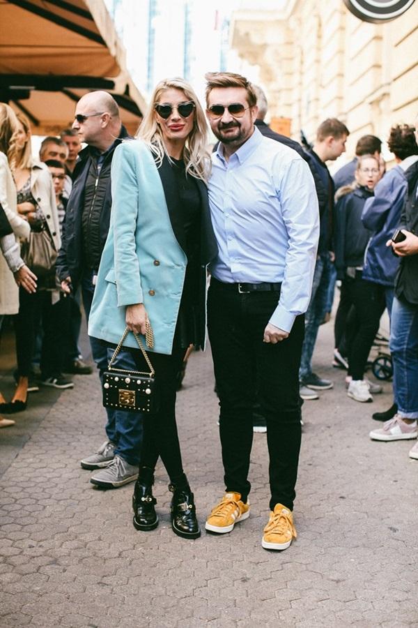 Dalibor Petko i Ana Čagalj na promociji