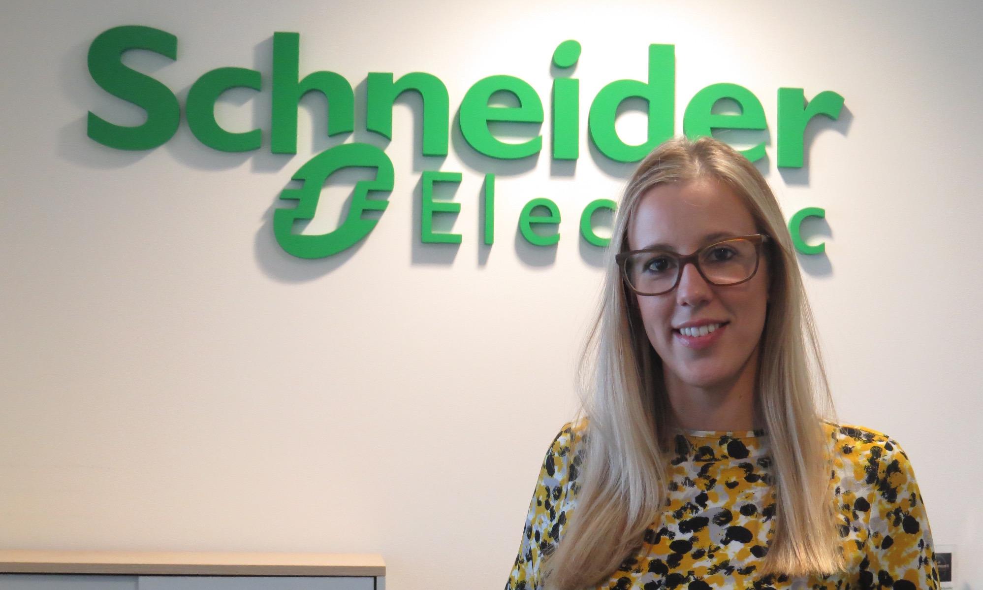 Rahela Sakoman, regionalna direktorica ljudskih resursa u Schneider Electricu