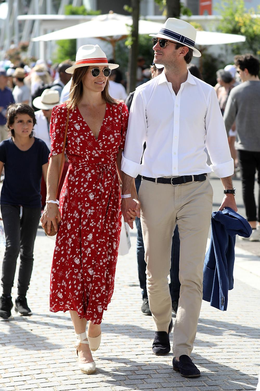Pippa Middleton i suprug James Matthews
