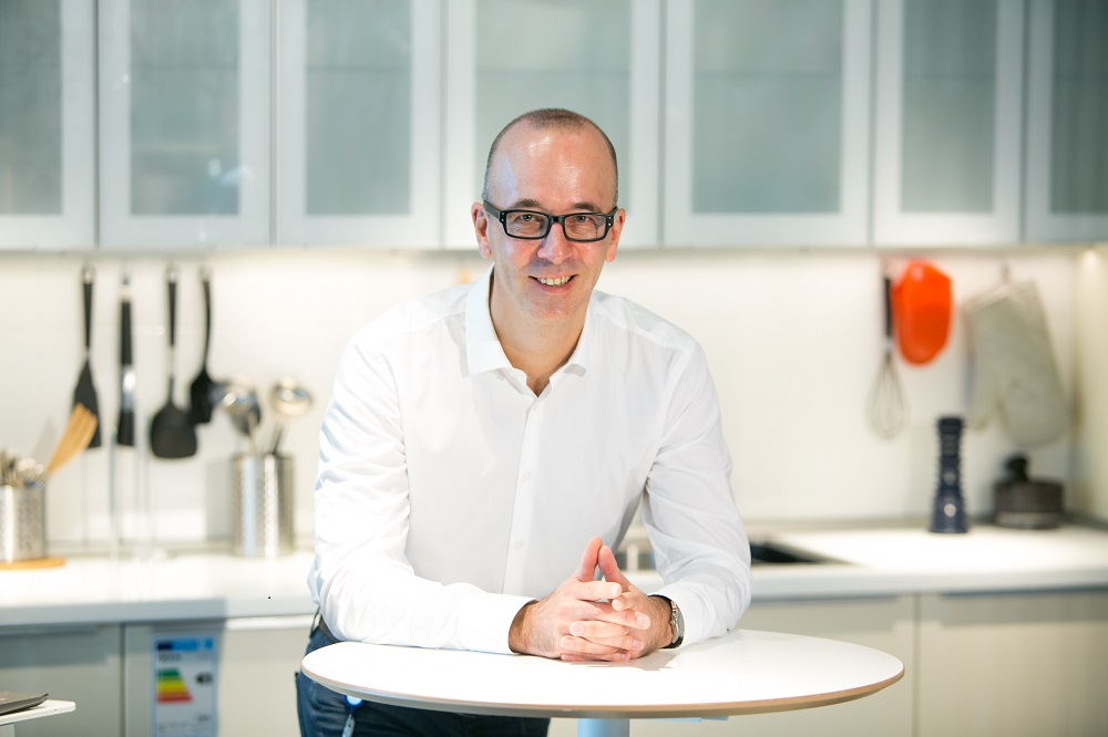 Direktor IKEA Hrvatske Stefan Vanoverbeke