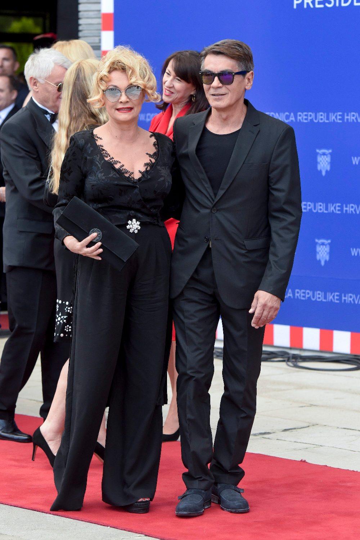 Dragan Despot i Anja Šovagović Despot