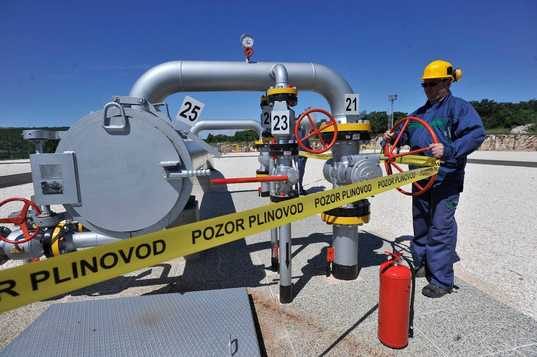 Mjere potpore za izgradnju LNG terminala na Krku su u skladu s pravilima Europske unije o državnim potporama