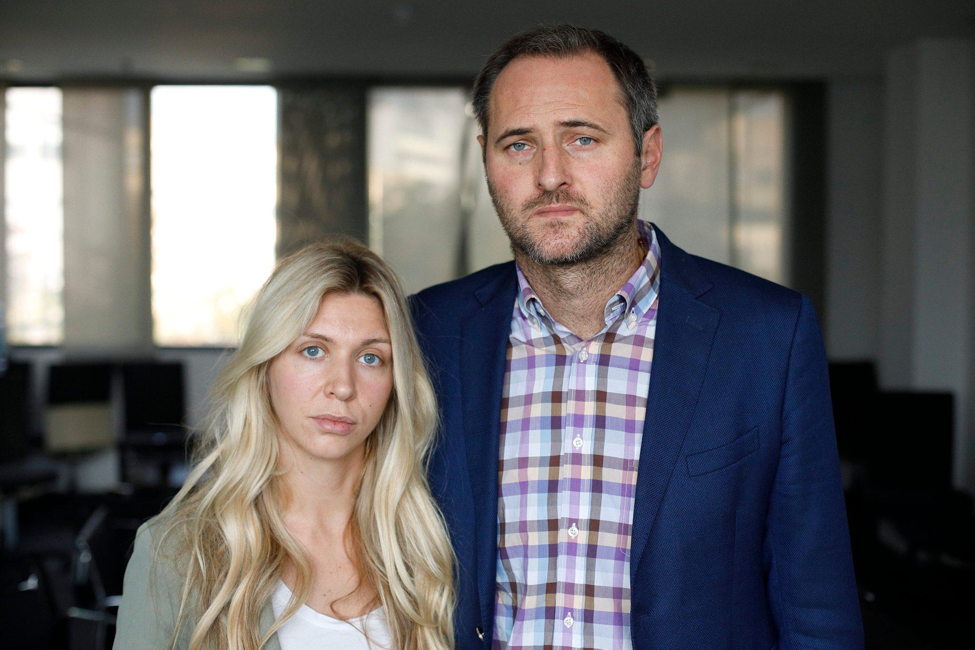 Josip Šimunić i supruga Christina Marie