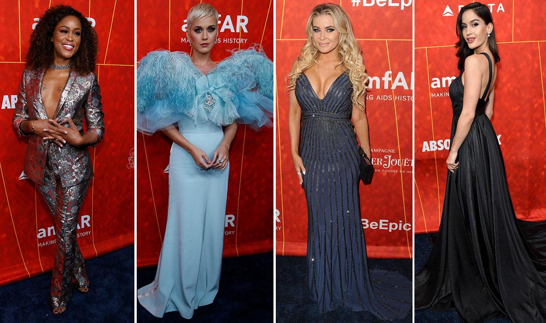 Eve, Katy Perry, Carmen Electra, Natalia Barulich