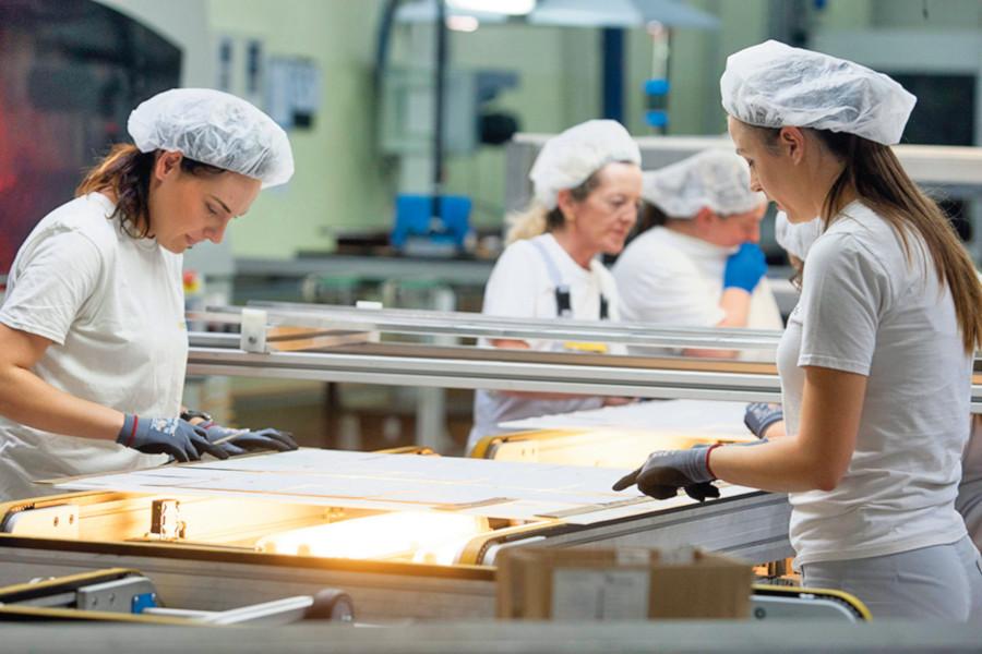 Proizvodni pogov tvrtke Solvis