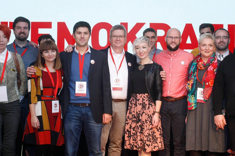 Aleksandar Horvat, Mirando Mrsić, Kristina Vrabec i Matija Ladić