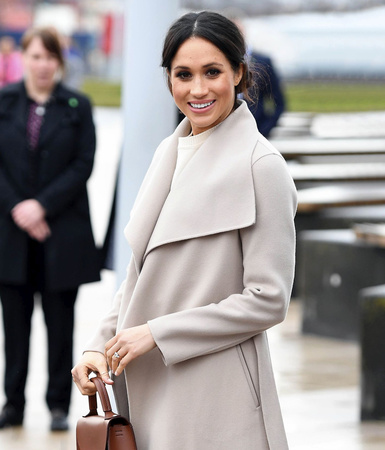 Friday, March 23, 2018 - Prince Harry and fiancee Meghan Markle looks so in love as they visit the Titanic Belfast and the Crown pub while vacationing in Northern Ireland after debunking rumors that Meghan is expecting their first child. PA/X17online.com USA ONLY