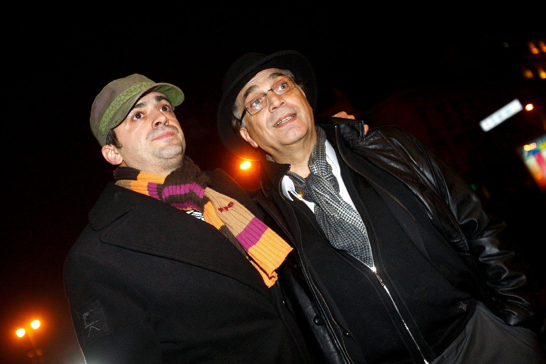 Sergej Trifunović i Voja Brajović