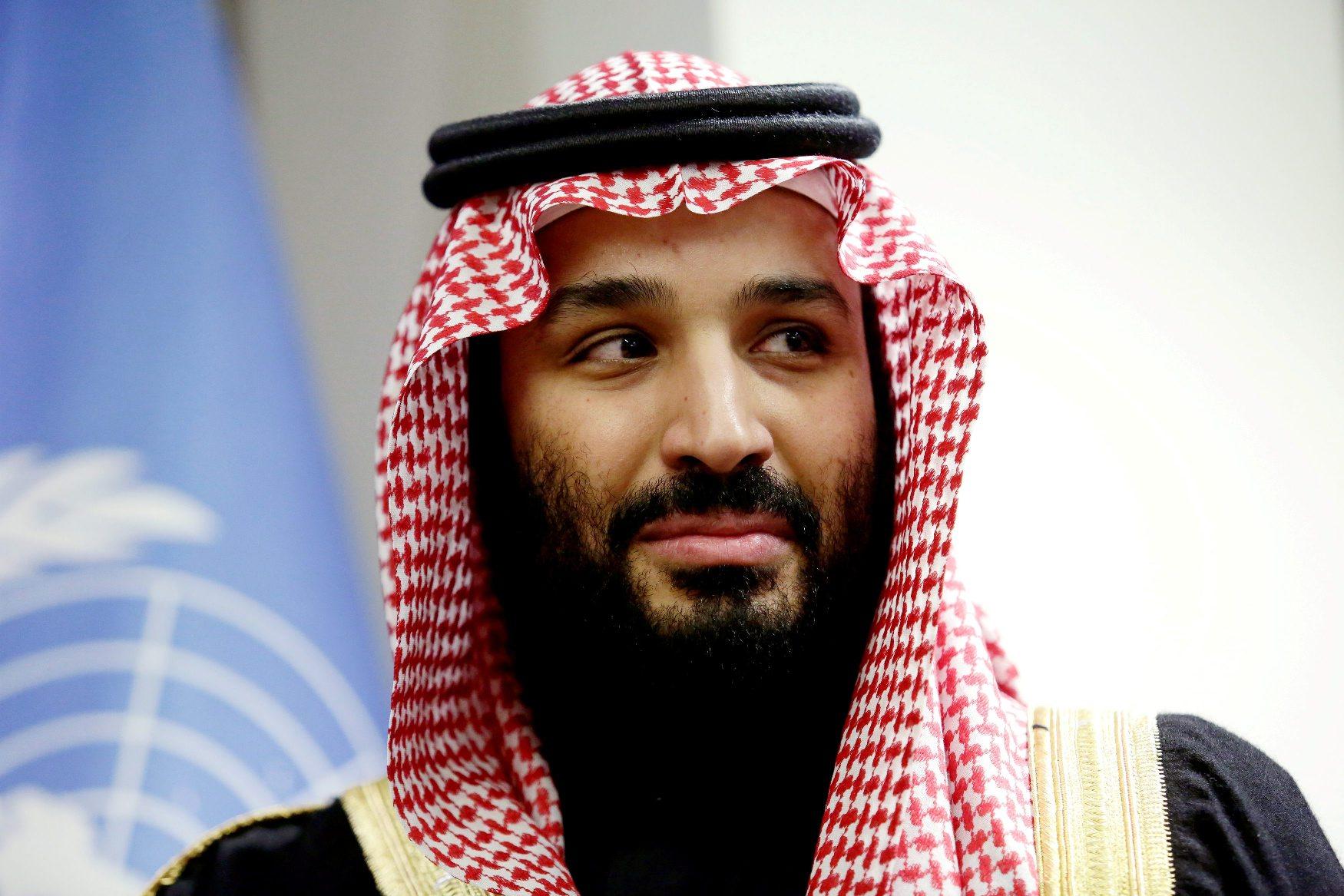 Prijestolonasljednik Mohamed bin Salman