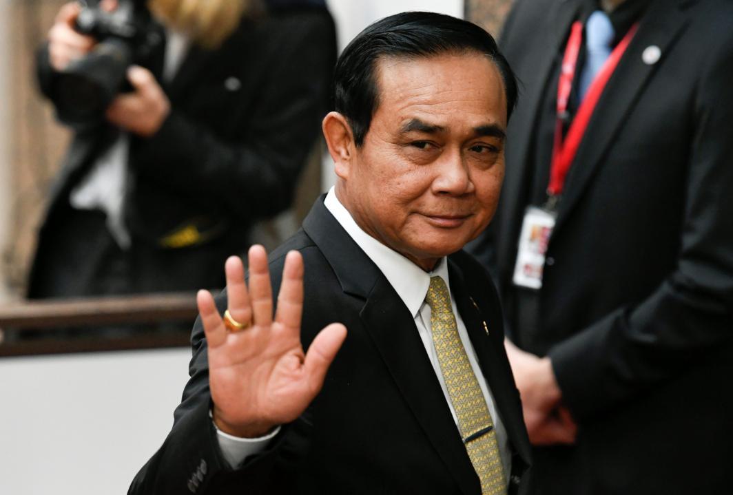 Tajlandski premijer Prayut Chan-o-cha