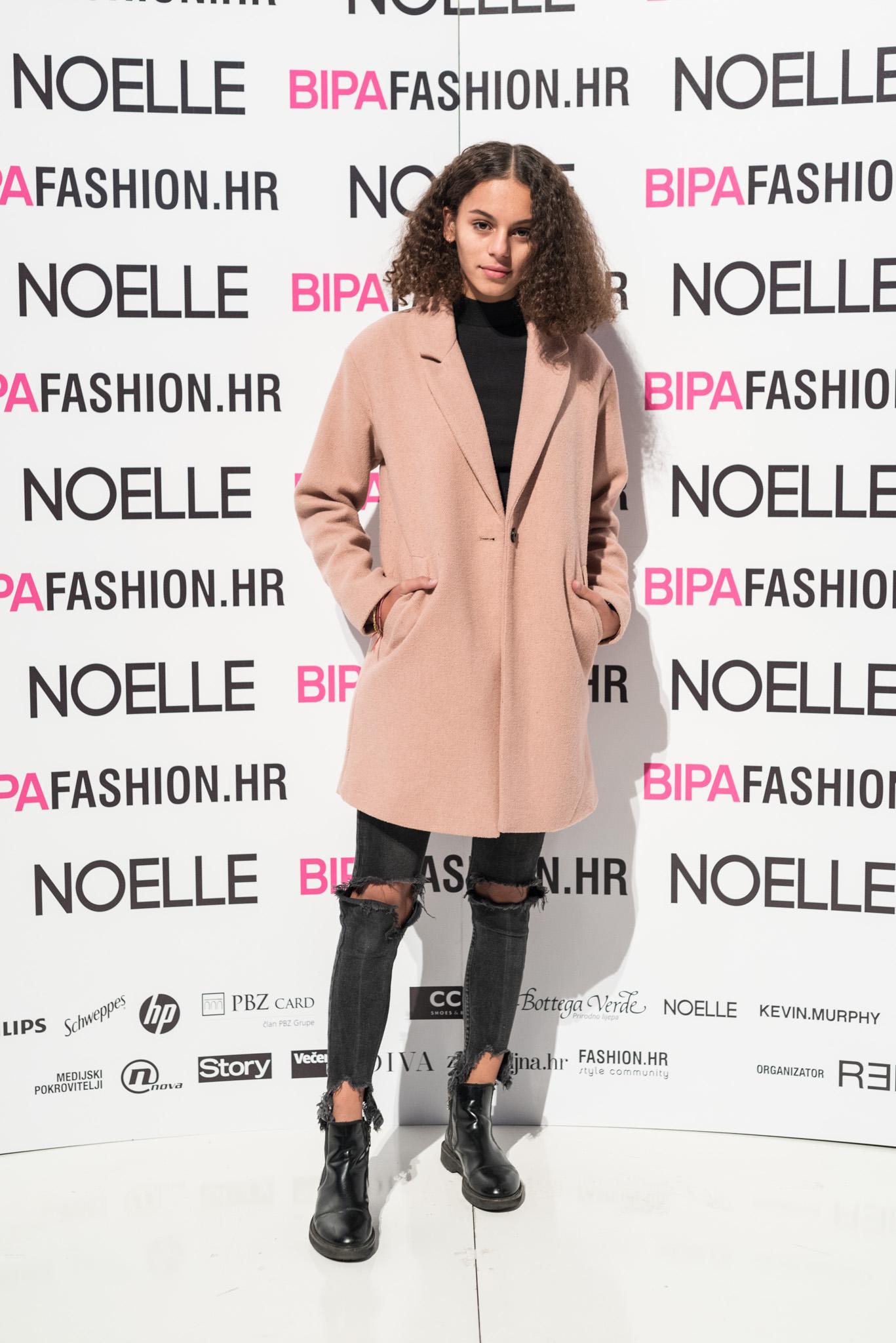 Model Zara Bangoura