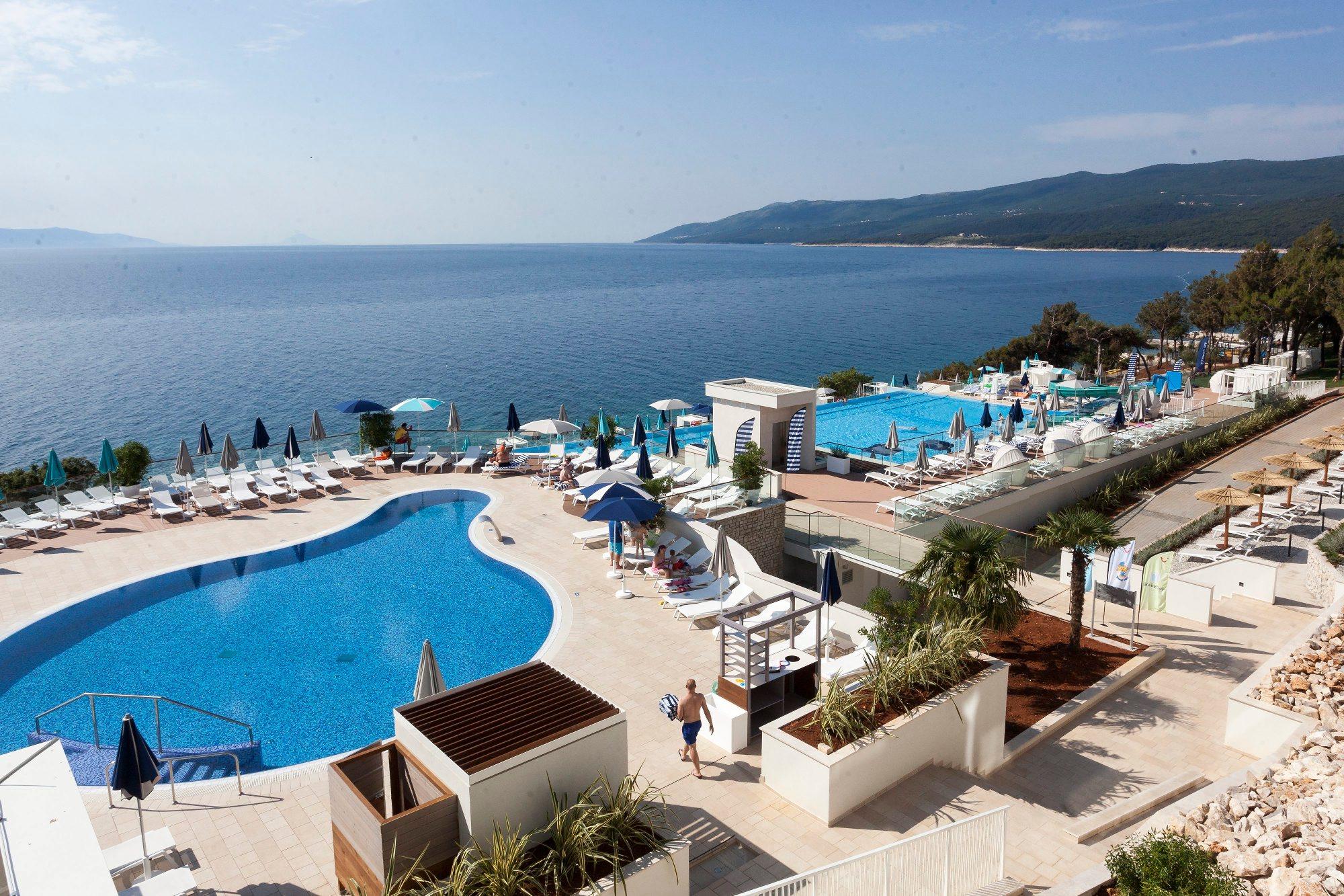 Hotel Bellvue u Rapcu (Valamar Riviera)