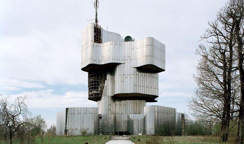 Spomenik ustanku naroda Banije i Korduna na Petrovoj gori Vojina Bakića, dovršen 1981. godine