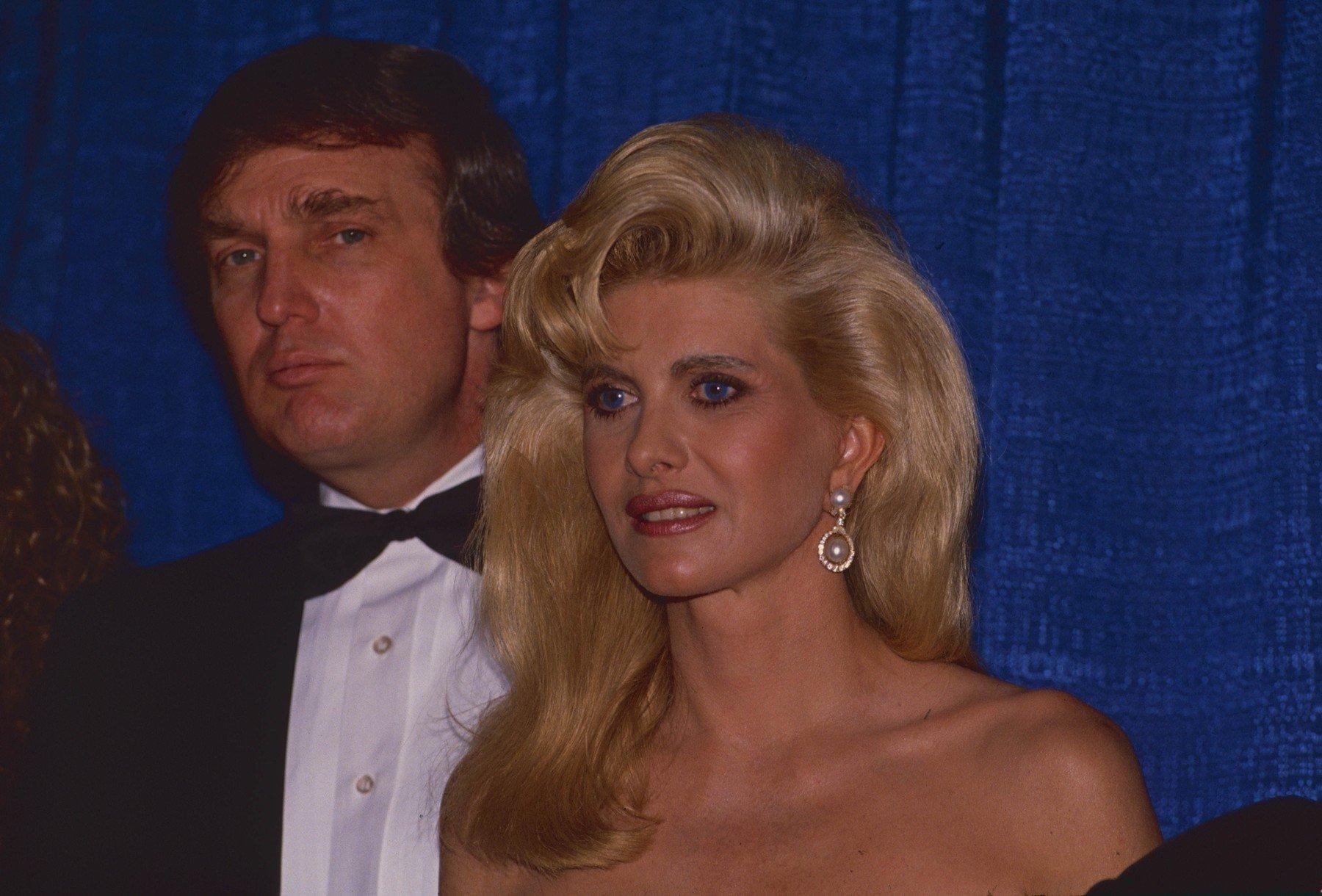 Donald Trump i Ivana Trump