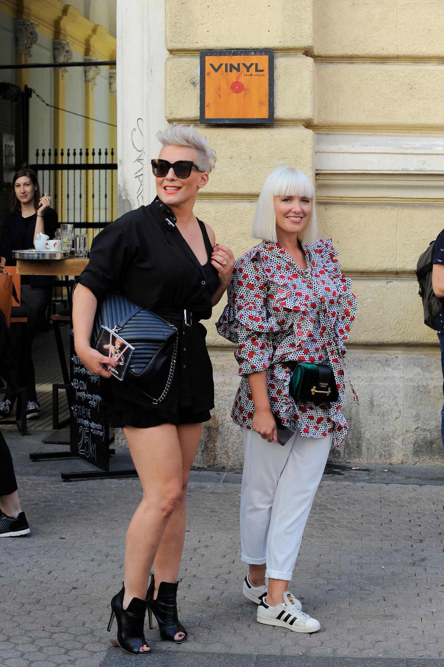 Spica / Zagreb 15.09.2018. / foto: Maja Jurovic / Indira Levak i Ines Preindl