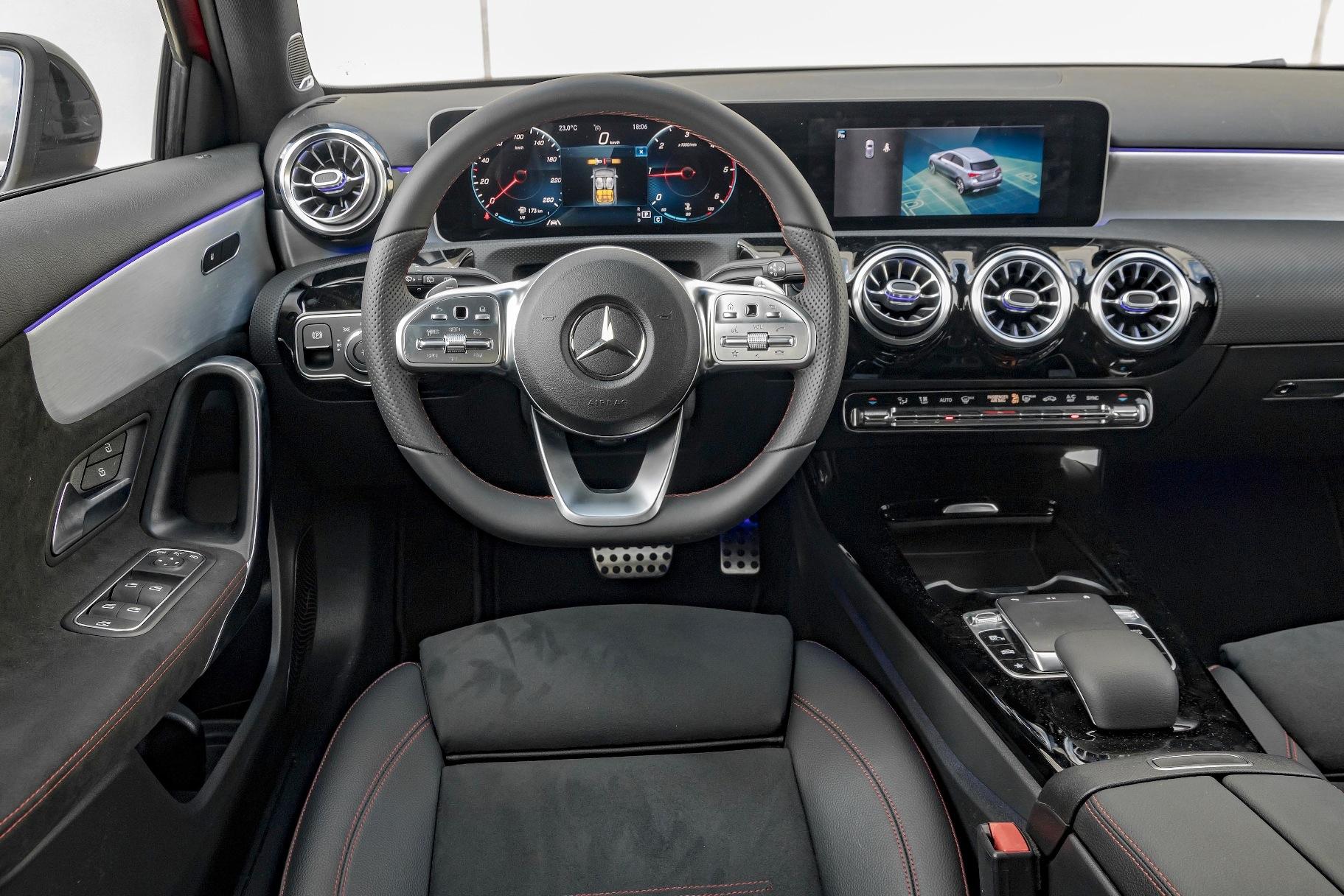 Mercedes A-klasa 2018.