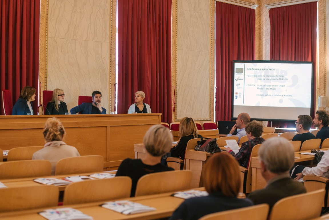 Početna konferencija za javnost EU projekta KLUB 54 + (4)
