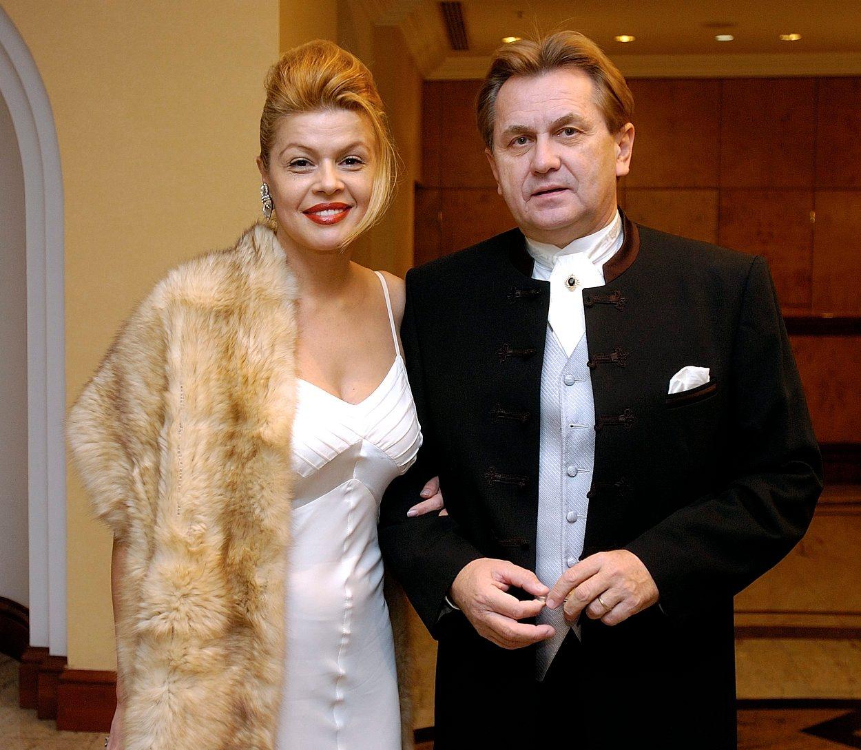 Mia Begović i Željko Žnidarić