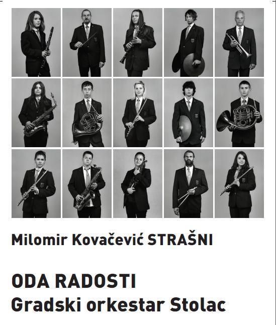 Oda radosti, izložba Milomira Kovačevića Strašnog
