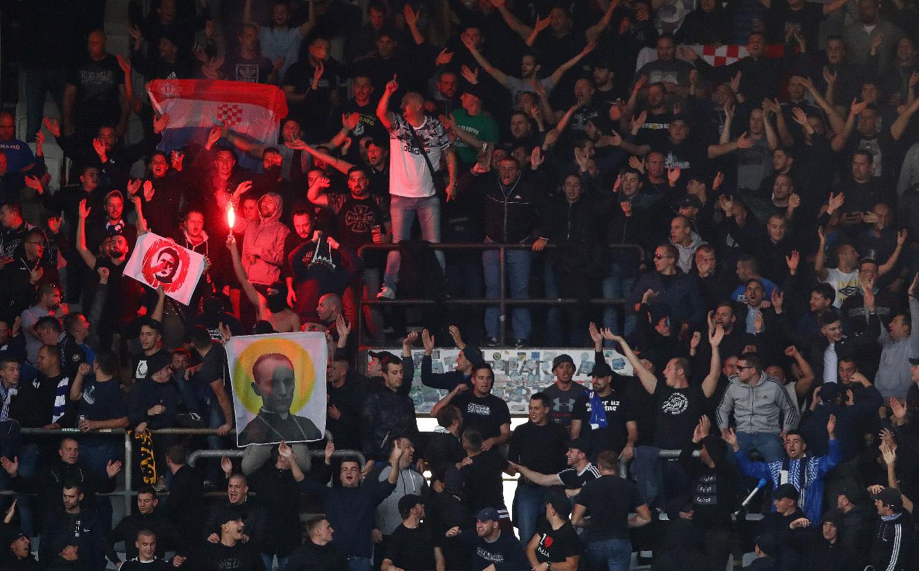 Dinamo zastava Ustaše