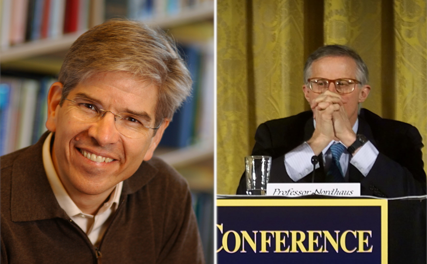 Paul Romer i William Nordhaus