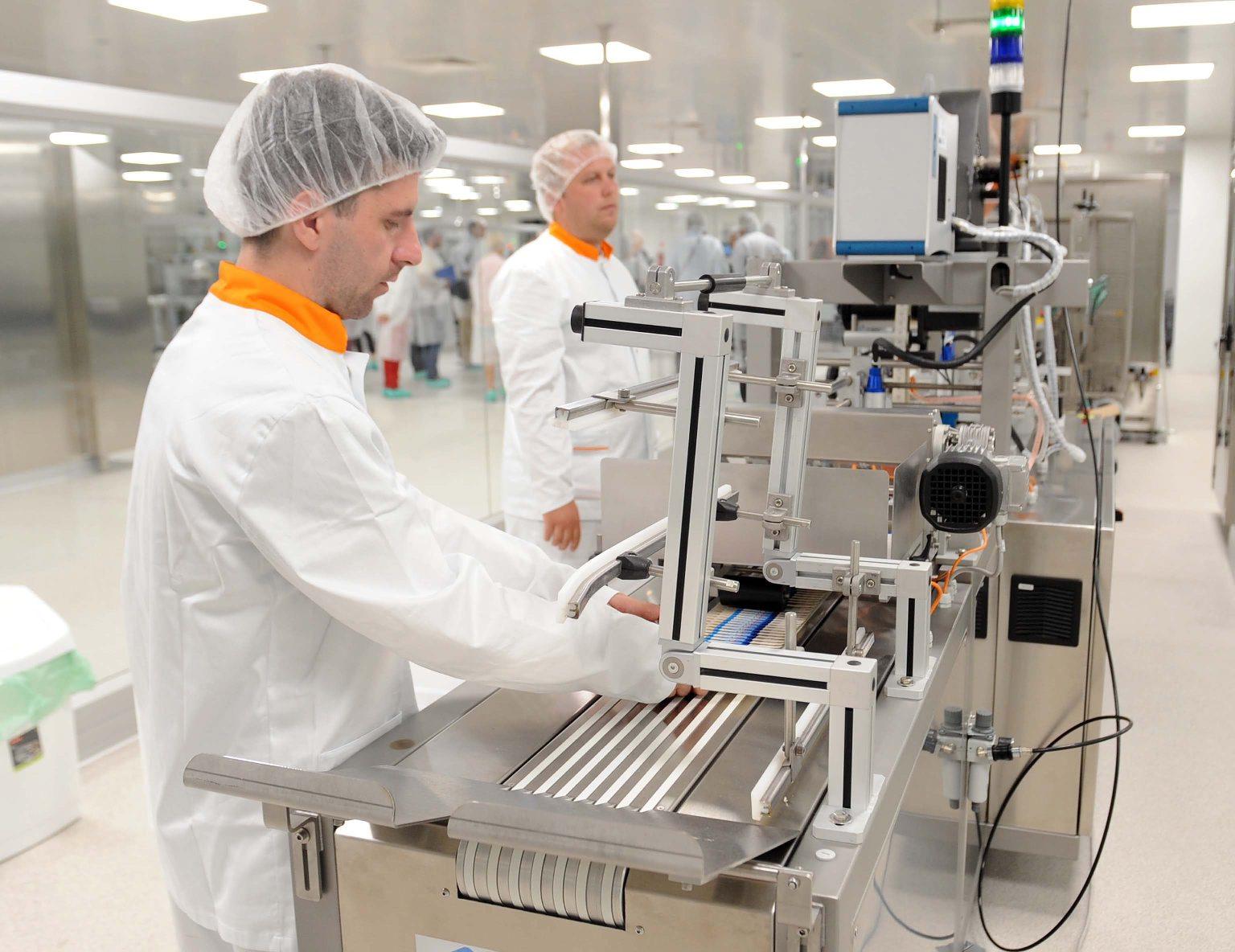 Zaposlenici Jadran Galenskog laboratorija