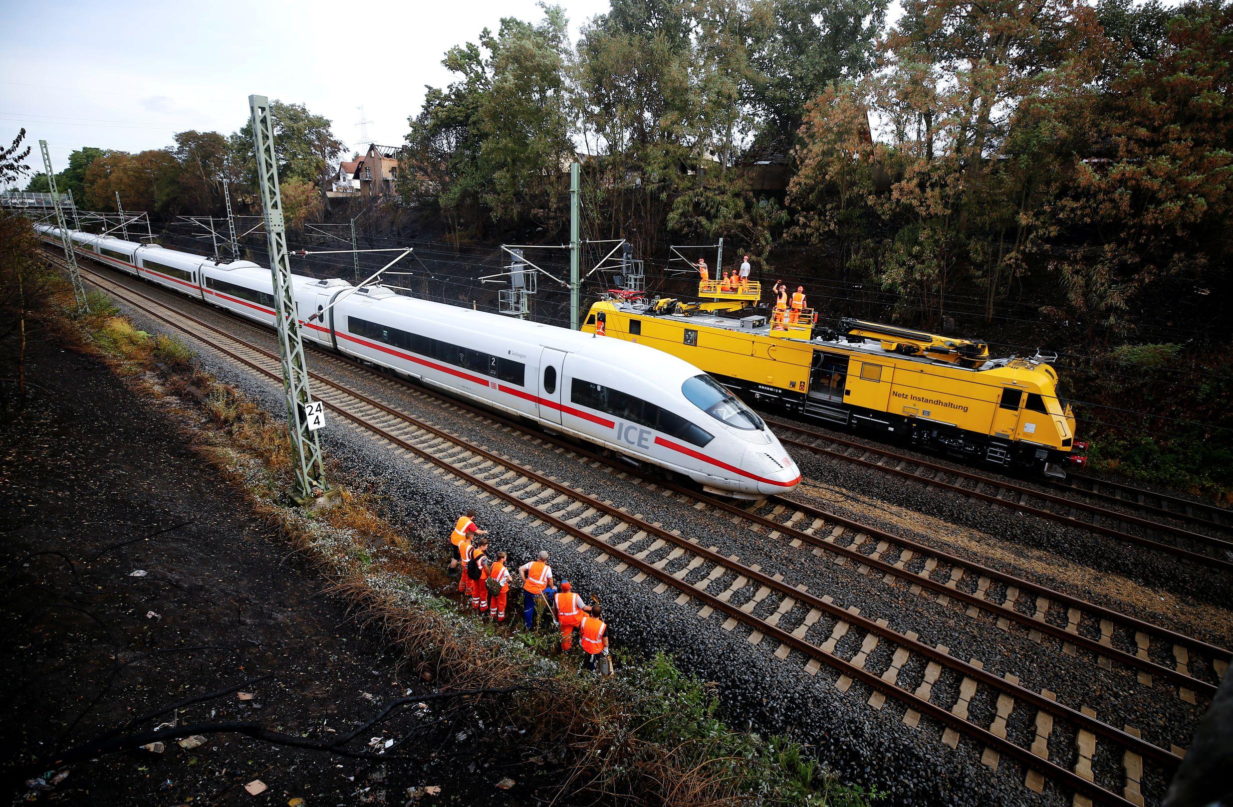 Deutsche Bahn vlak