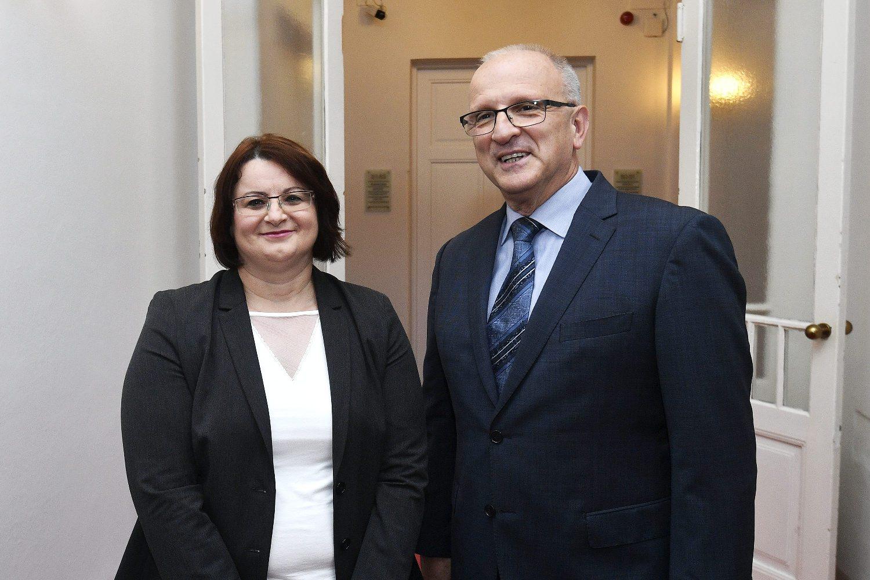 Dubravka Bevandić i Zoran Piculjan