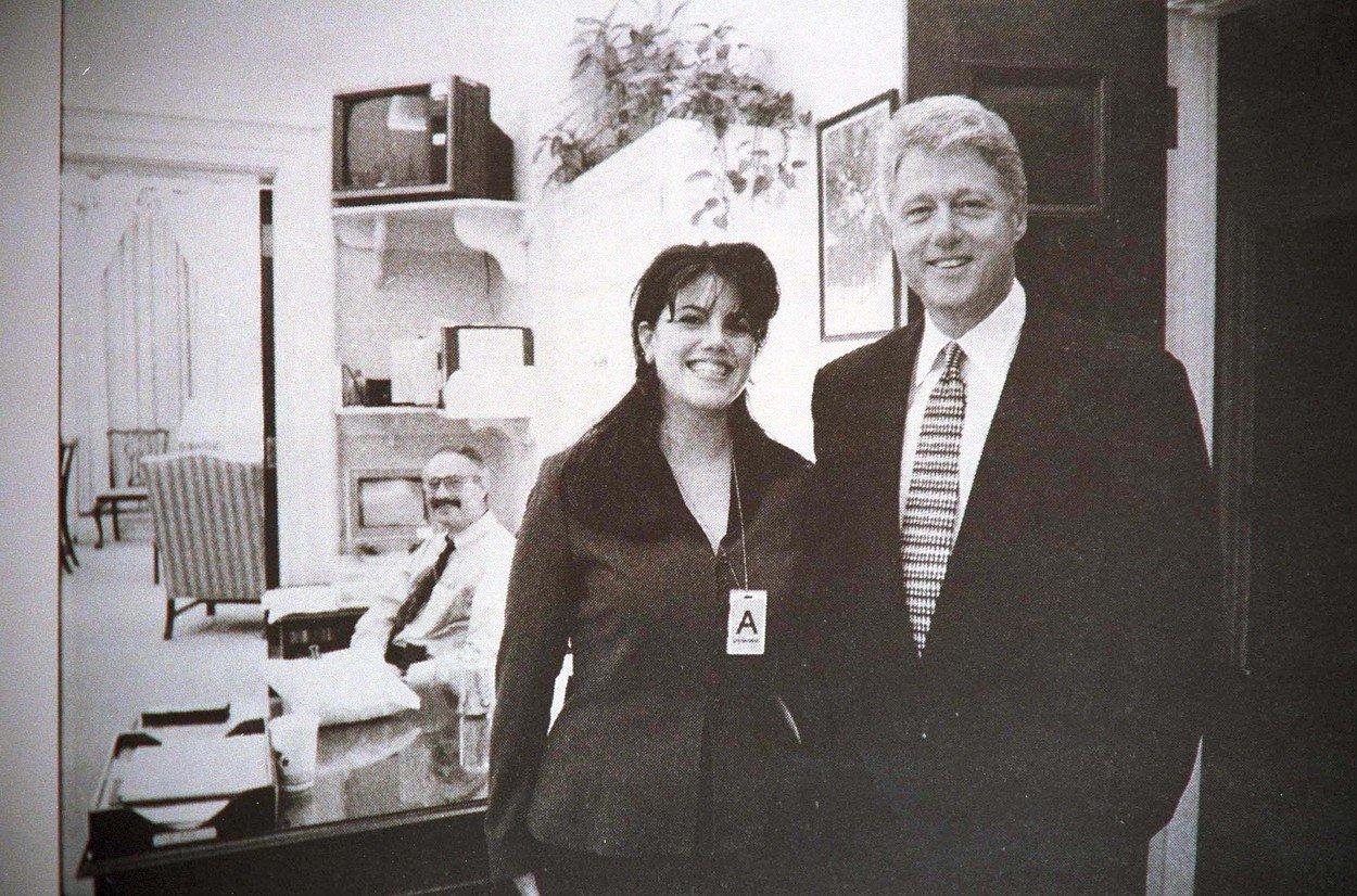 Monica Lewinsky i Bill Clinton
