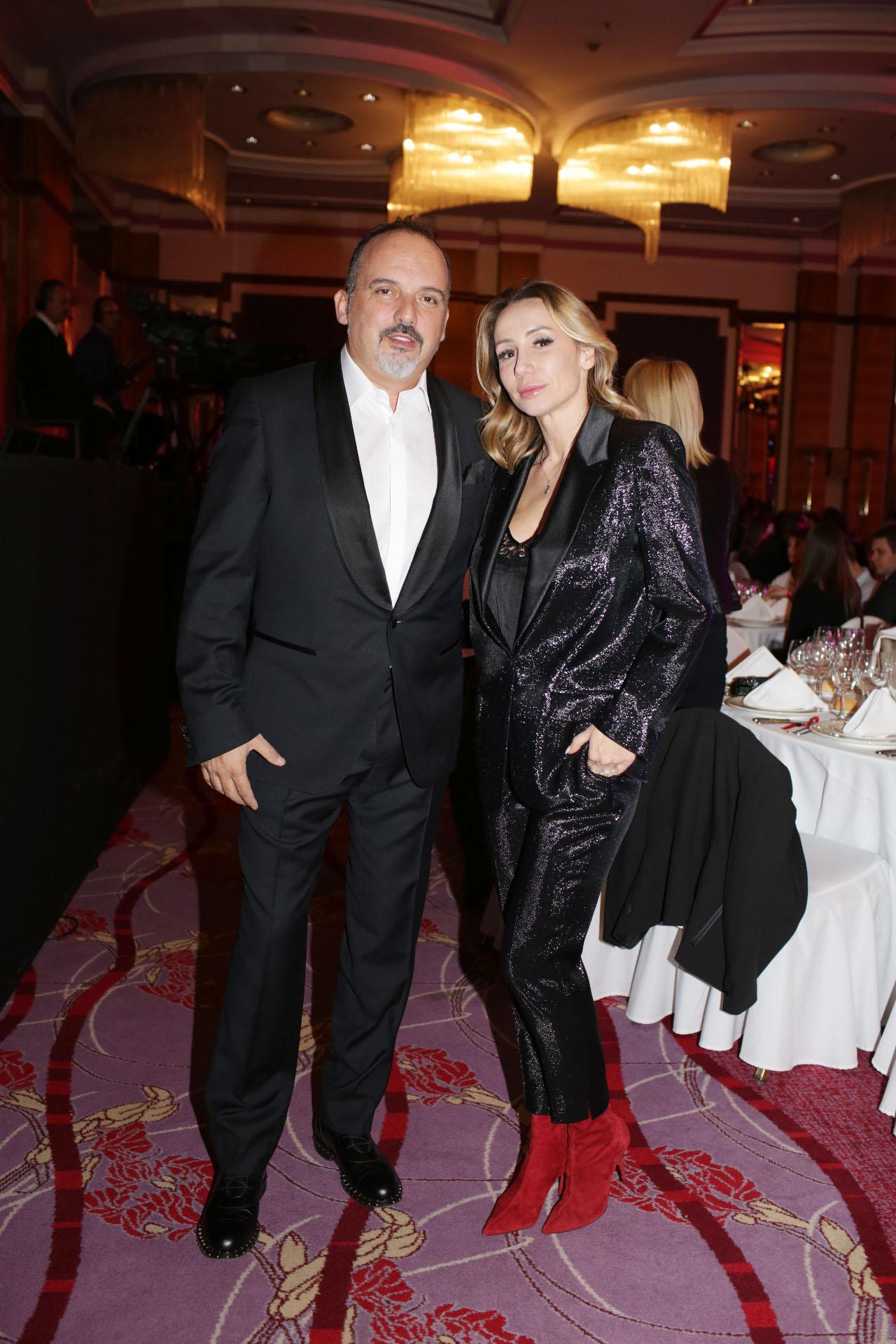 Dubravka i Tony Cetinski