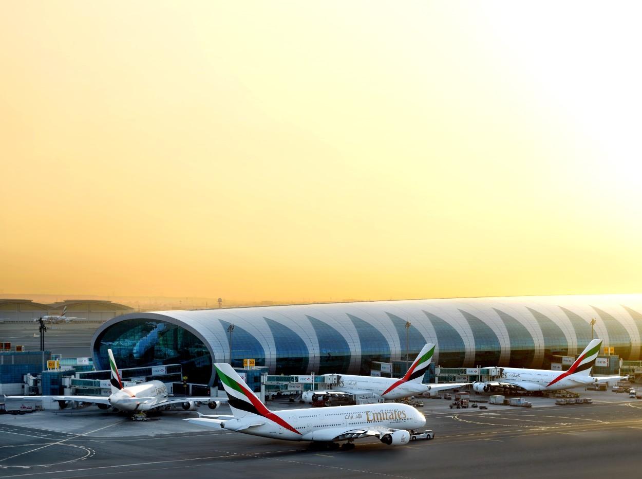 Ilustracija, aviokompanija Emirates