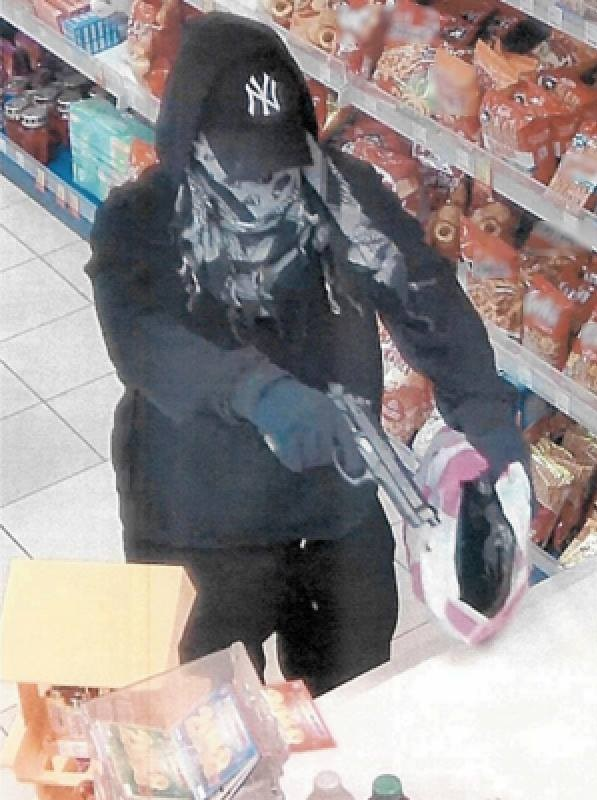 Maskirana pljačkašica orobila 12 benzinskih postaja i kioska u Zagrebu