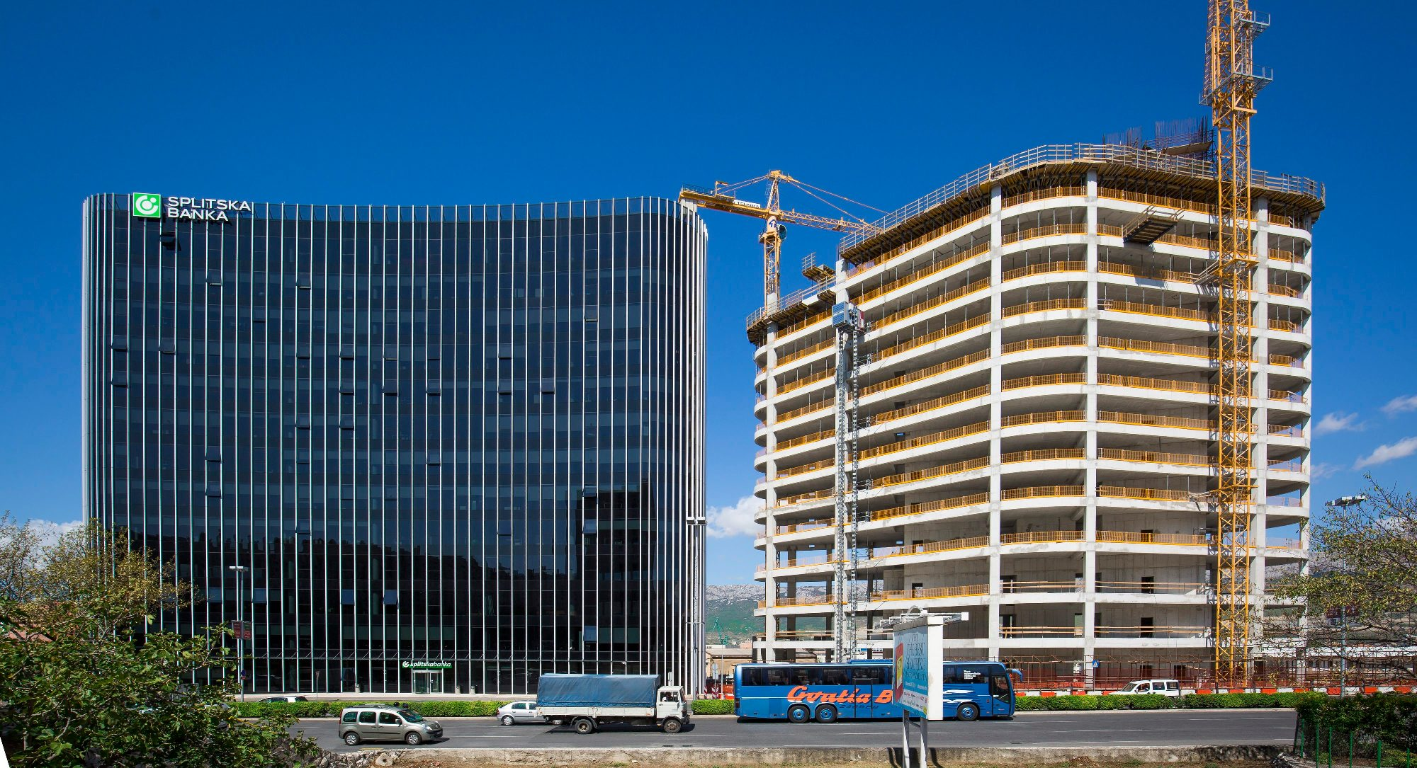 Zgrada OTP banke u Splitu