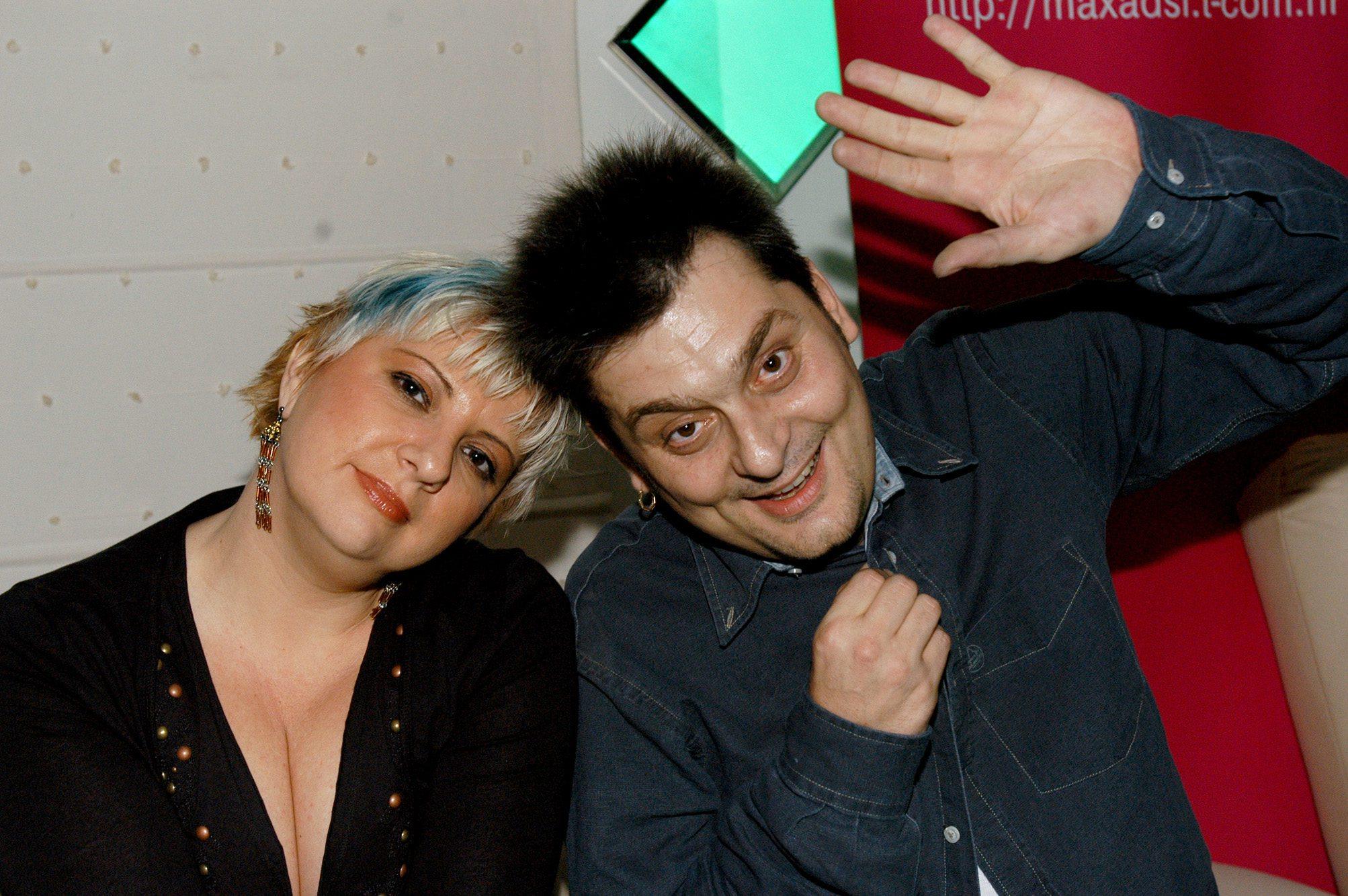 Danijela i Dino Dvornik 2005. godine