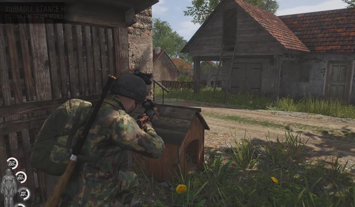 Prizor iz igre 'Scum'