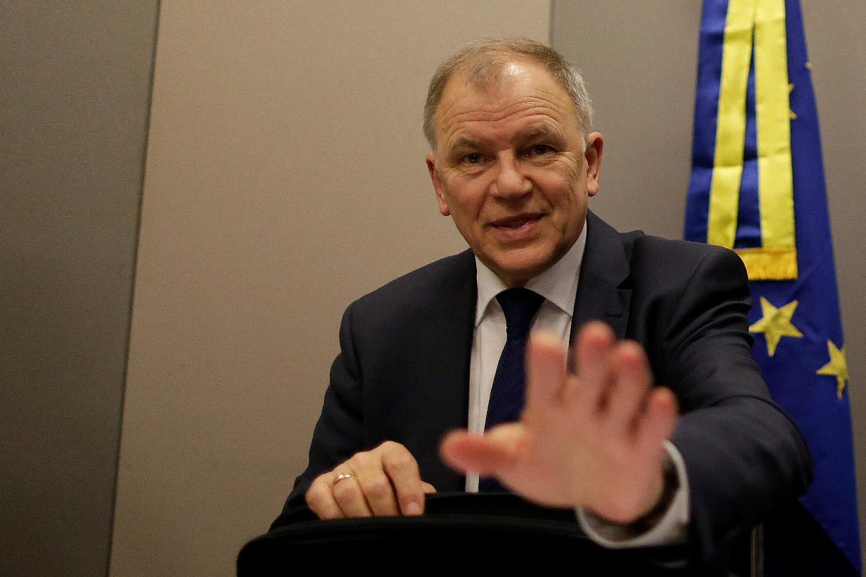 Vytenis Andriukaitis, europski povjerenik za zdravlje i sigurnost hrane
