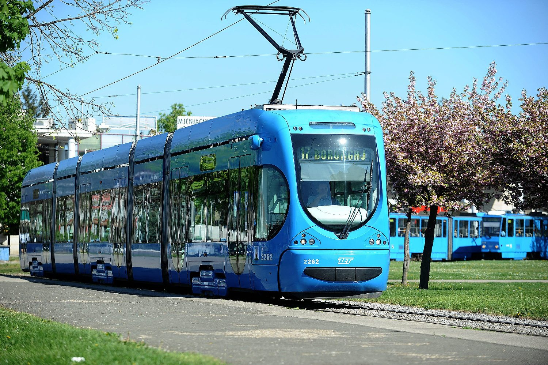 Niskopodni tramvaj