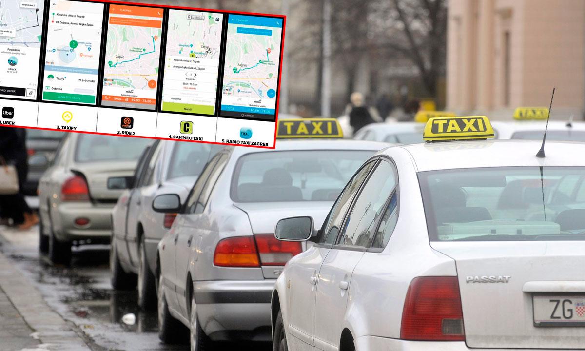 taksi-glavna