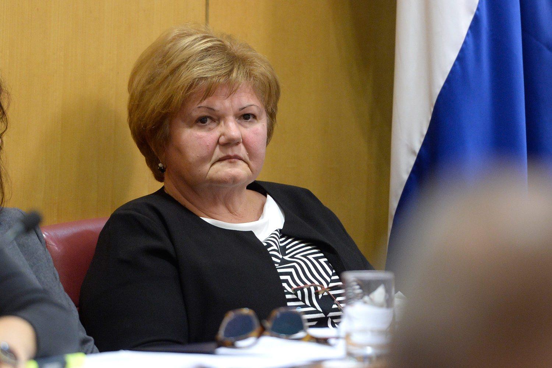 Nada Murganić, ministrica demografije