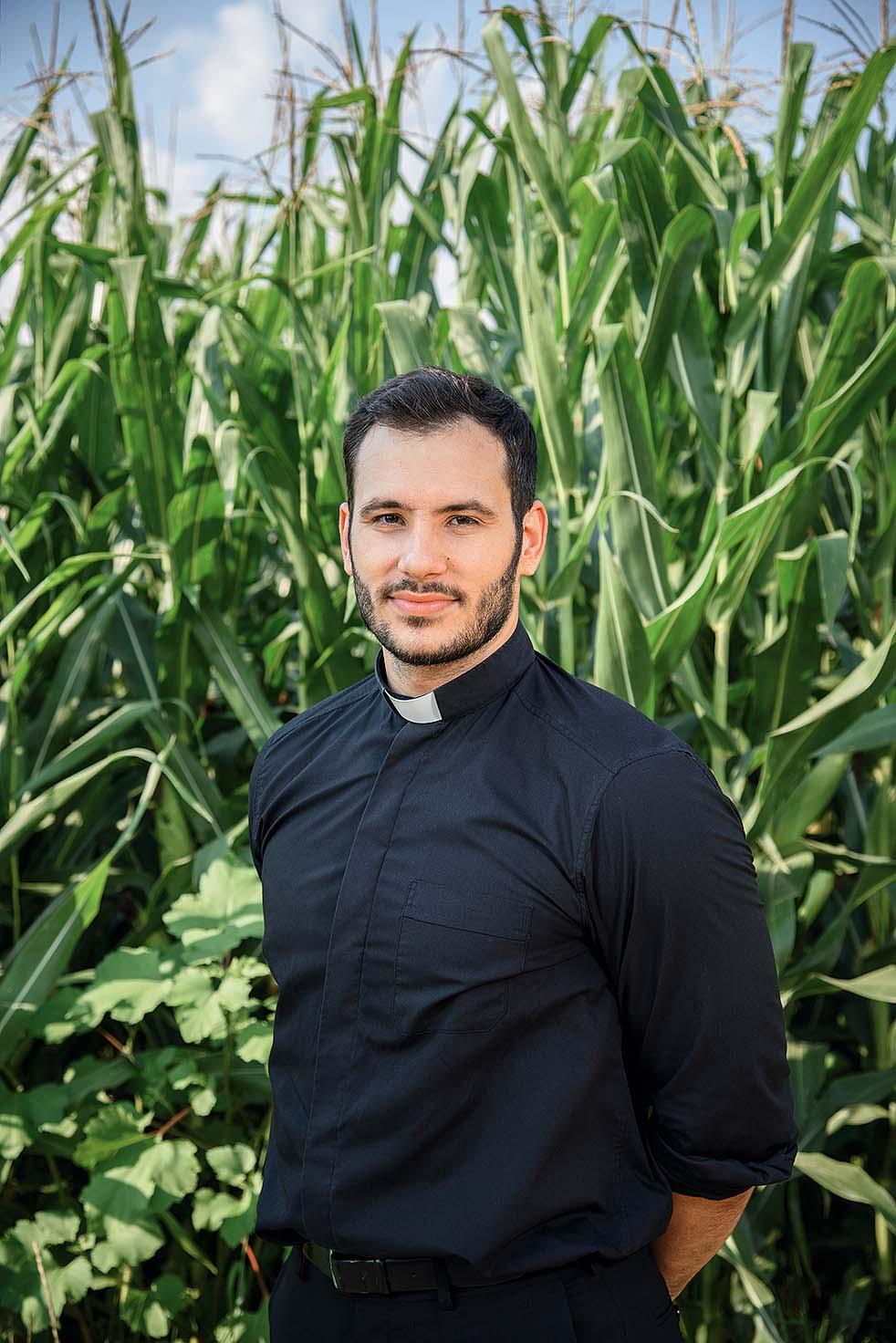 U serijalu 'Na granici' igra svećenika don Božu Dobroslavića
