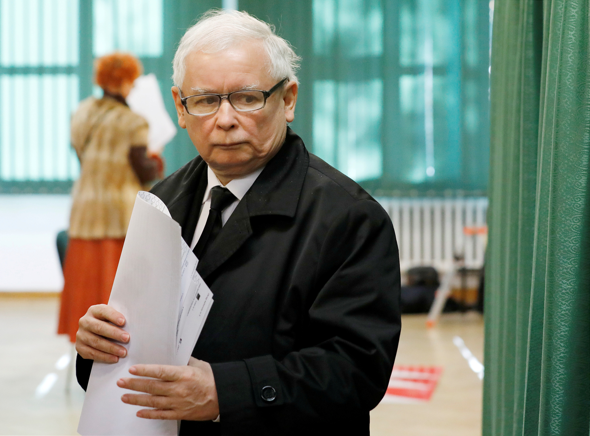 Jaroslaw Kaczynski, čelnik vladajuće stranke Pravo i pravda u Poljskoj